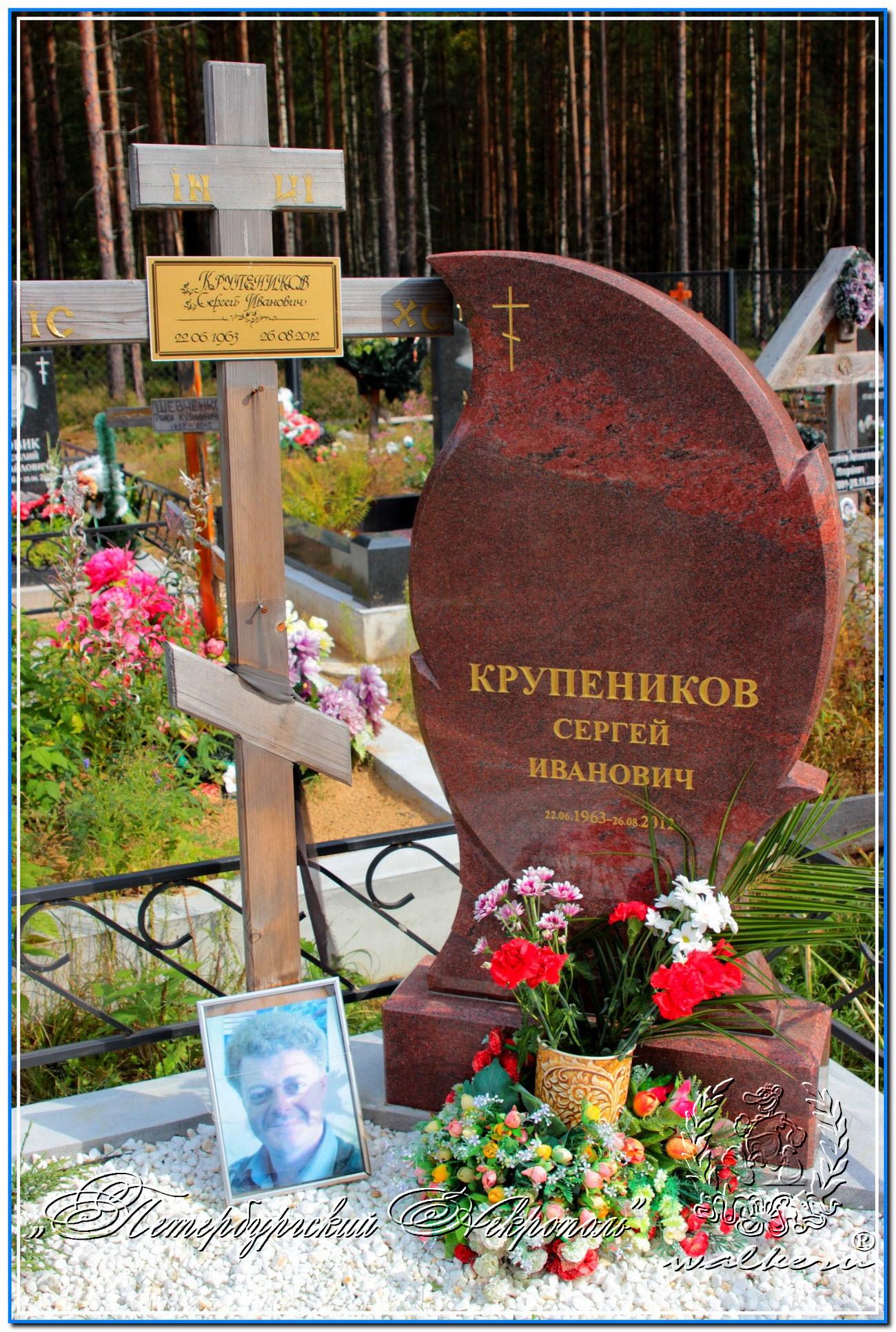 Крупеников Сергей Иванович