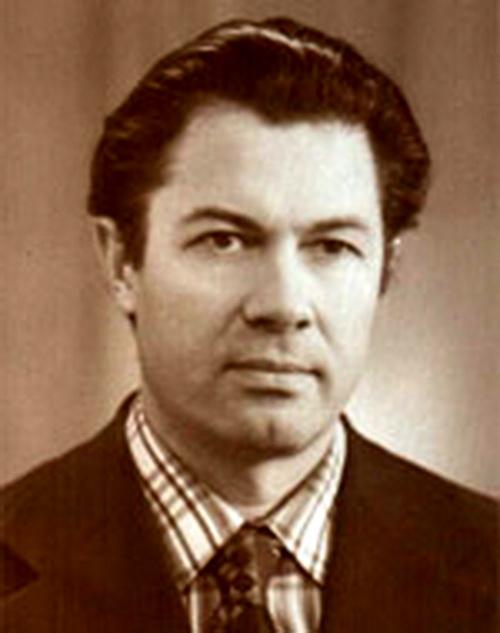 Чаплинский Владимир Михайлович