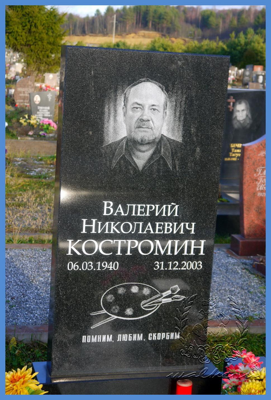 Костромин Валерий Николаевич
