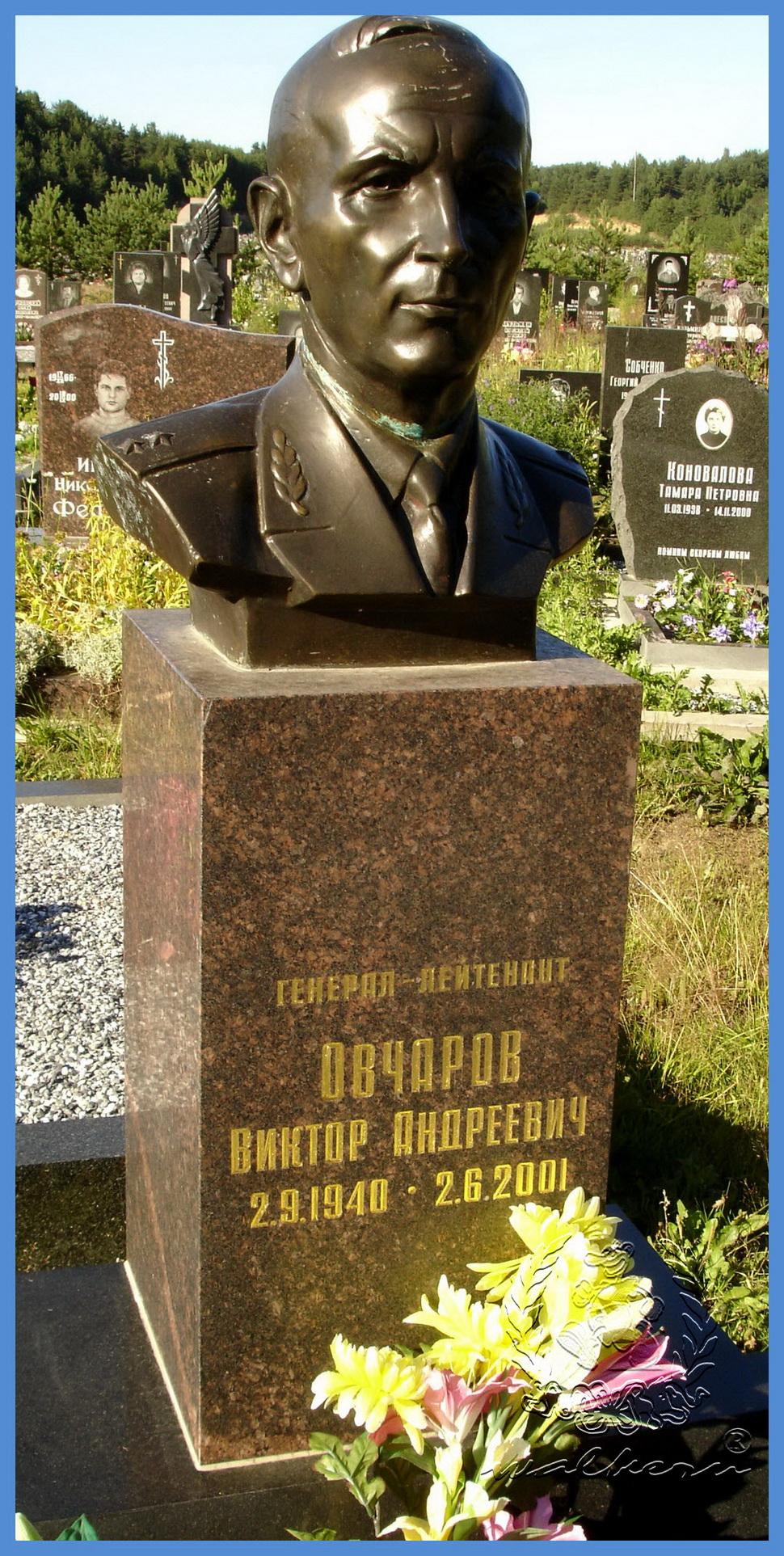 Овчаров Виктор Андреевич