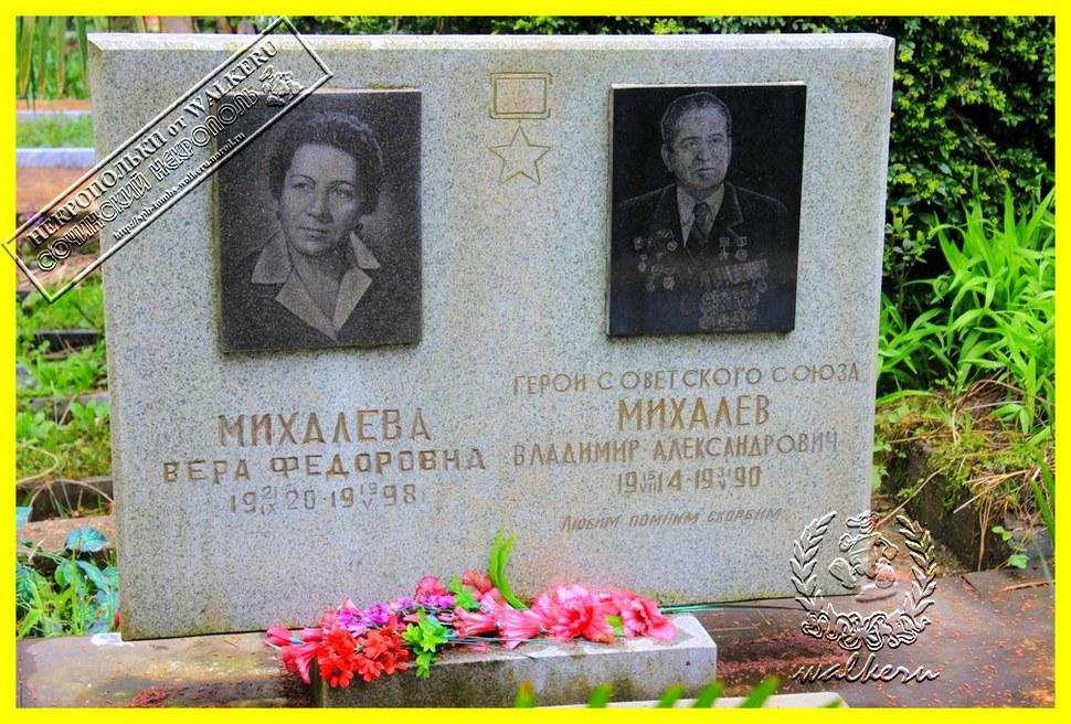 Михалёв В.А.