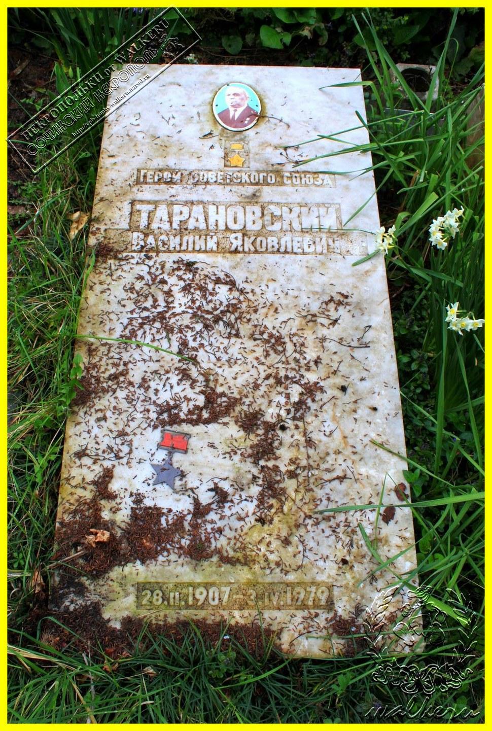 Тарановский В.Я.