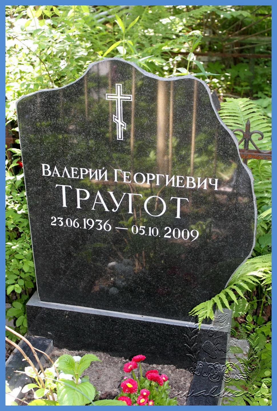 Траугот Валерий Георгиевич