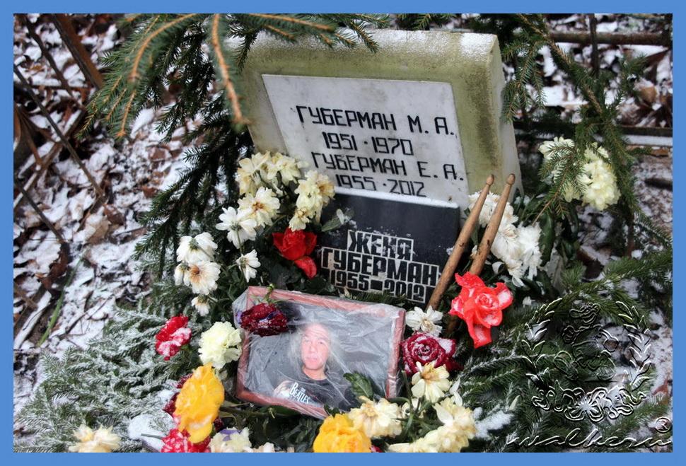 Губерман Евгений Александрович