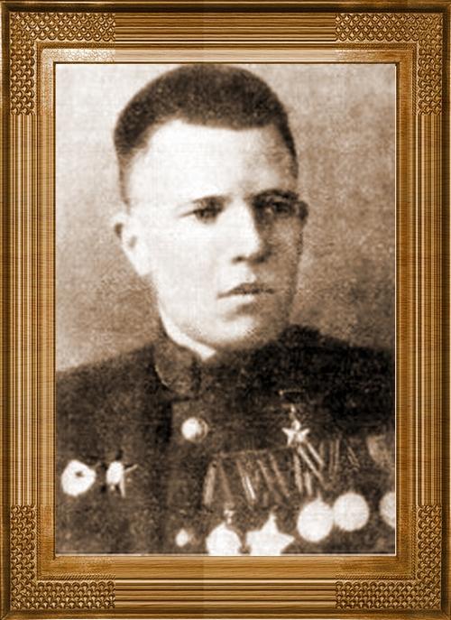 Егоров Пётр Васильевич