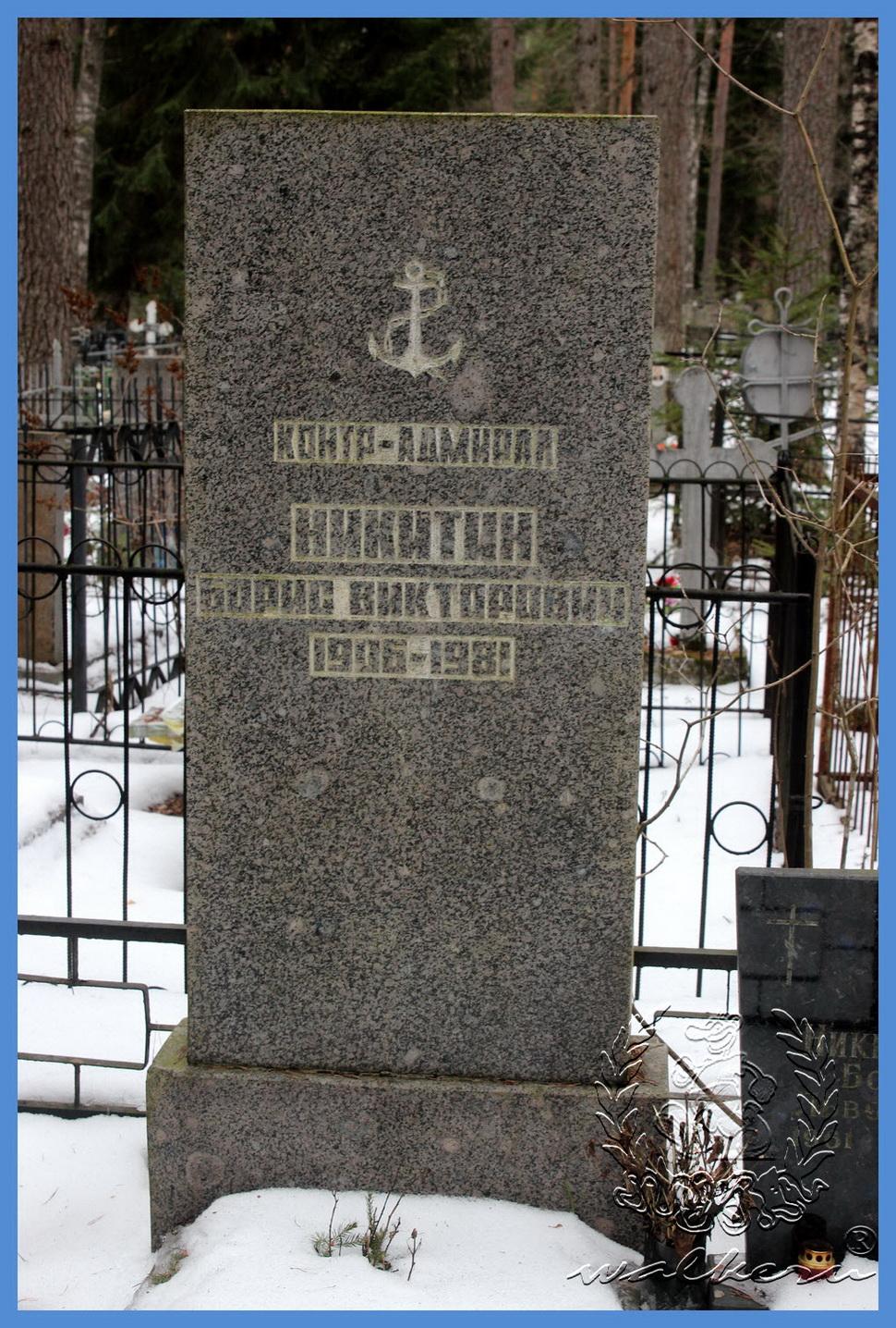 Никитин Борис Викторович