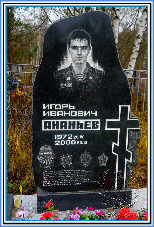 Ананьев Игорь Иванович