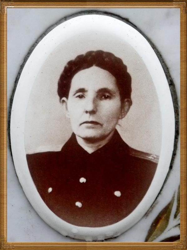Герасимова Антонина Васильевна