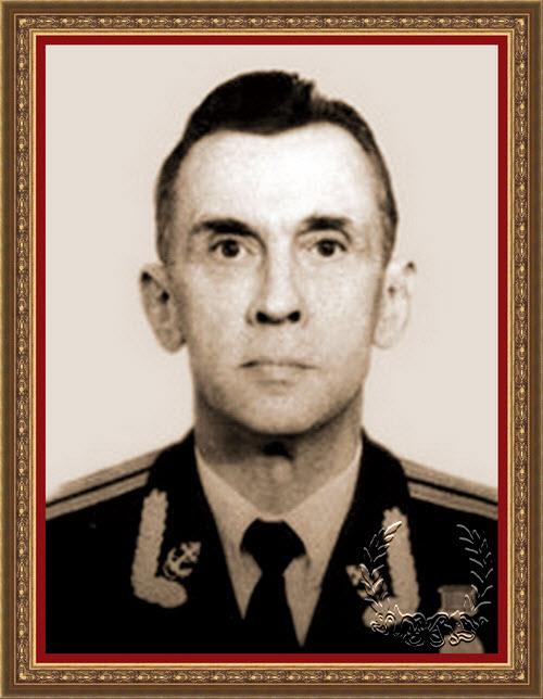 Кудрявцев Игорь Борисович