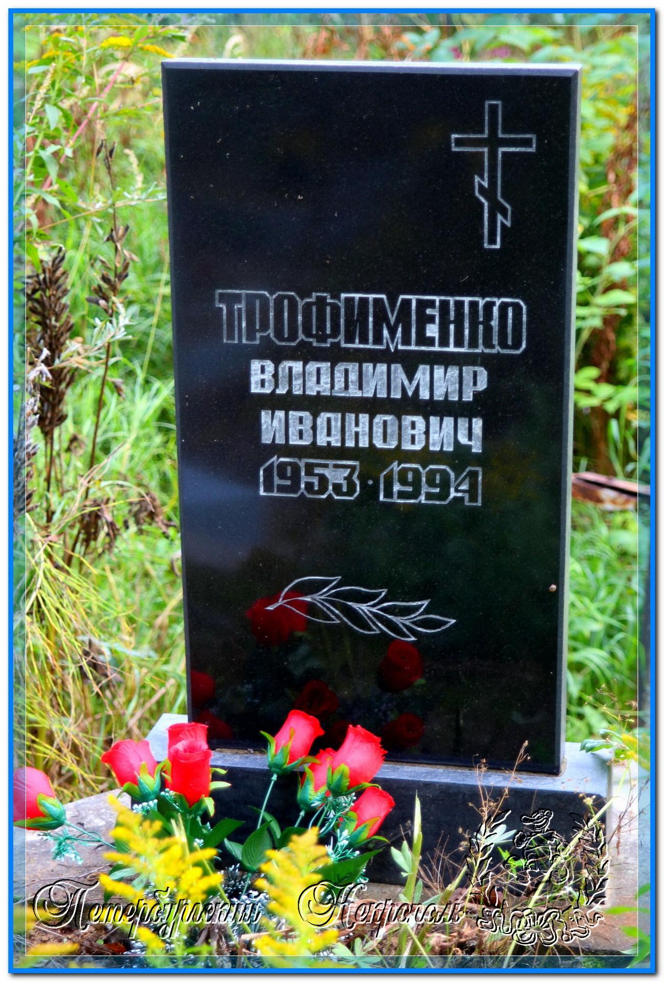© Трофименко Владимир Иванович