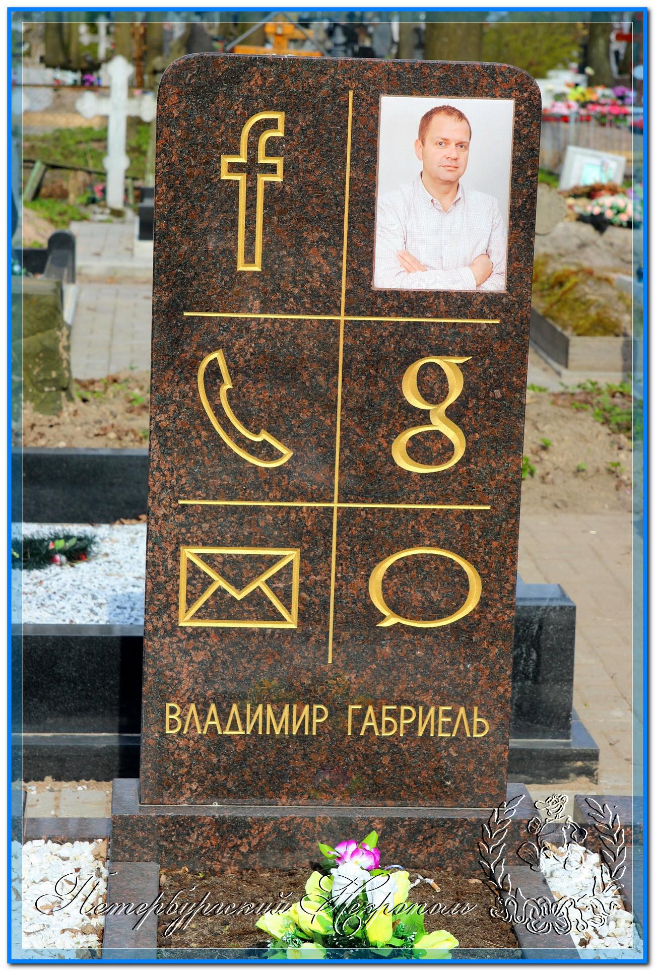 © Габриель Владимир Давыдович