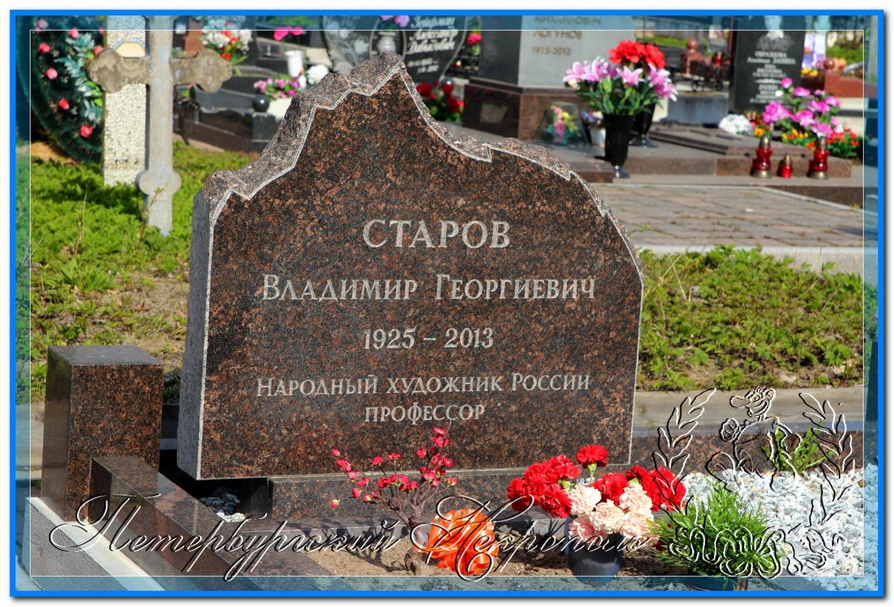 © Старов Владимир Георгиевич