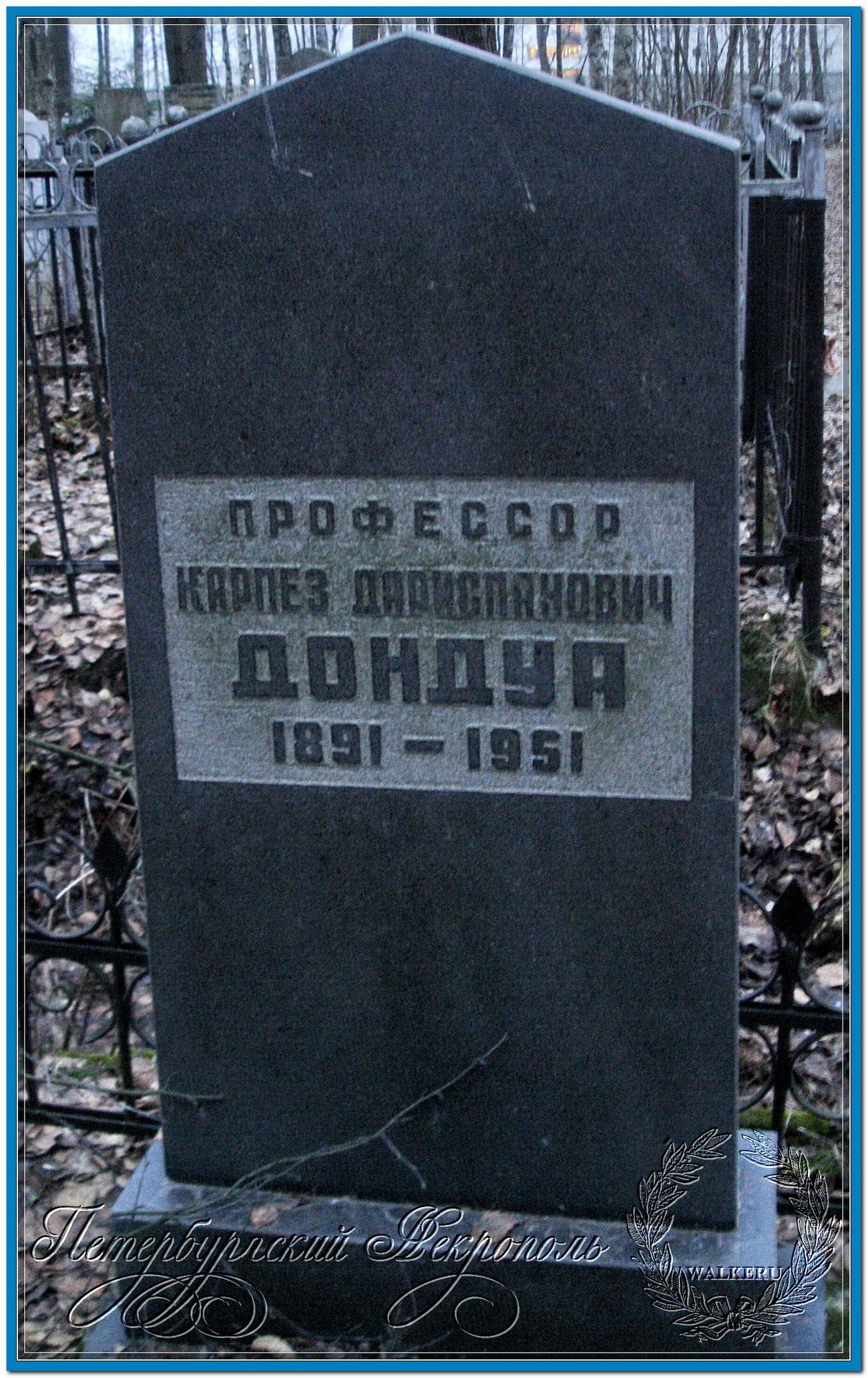 © Дондуа Карпез Дариспанович