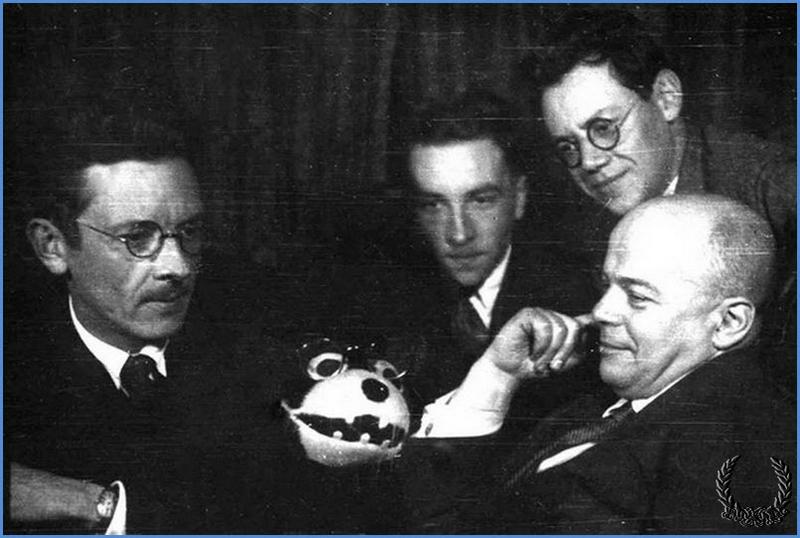 В гостях у Рашель 1932 год