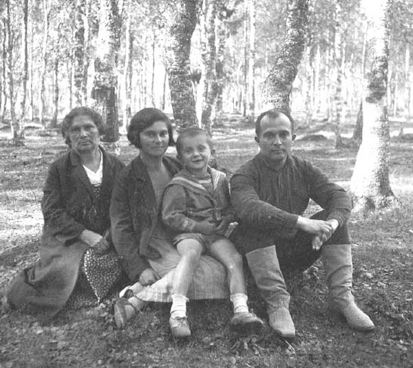 Семья Эрлиха