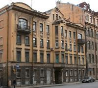 Дома архитектора Дрягина Н.А. в СПб