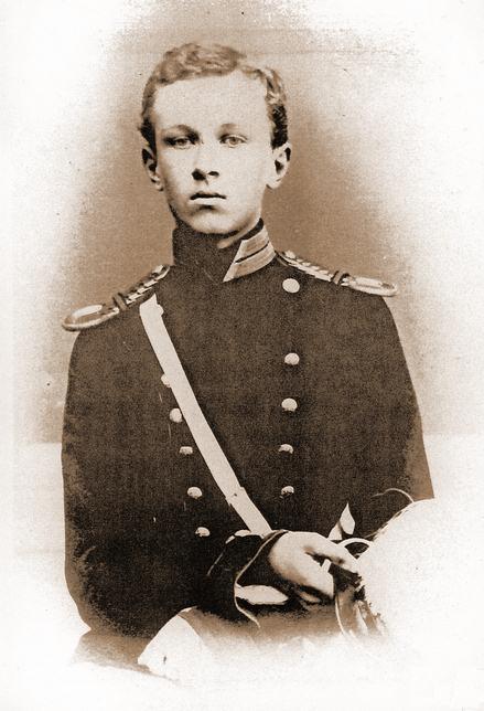 Граф Борис Берг