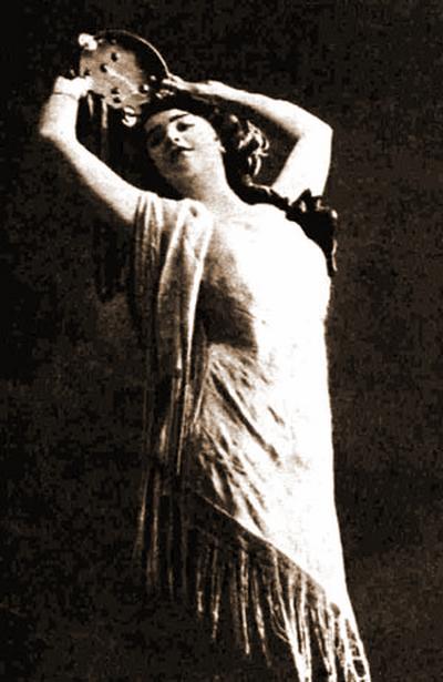Андреева-Дельмас Любовь Александровна
