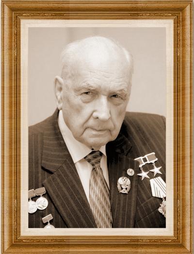 Ковалёв Сергей Никитич