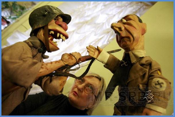 Куклы военных лет