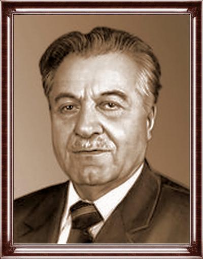 Чагин Борис Александрович