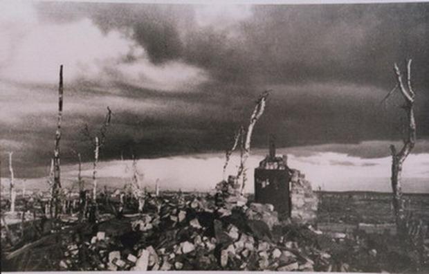 кладбищенская церковь 1943 Адриана и Наталии