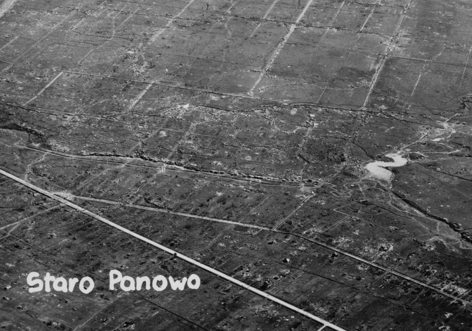 Старо-Паново 1943