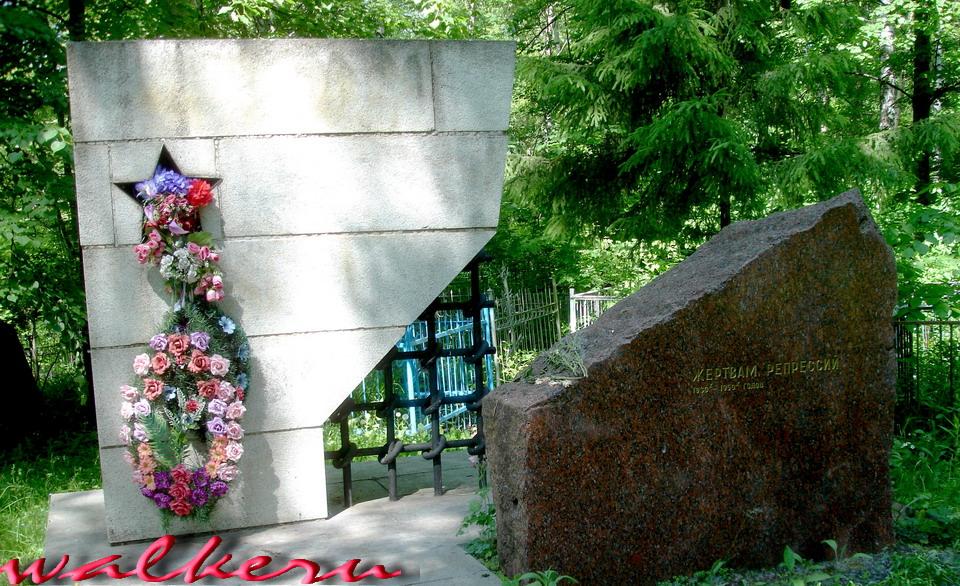 Мраморные розы Буинск, Чувашия Мемориальный комплекс с крестом Когалым