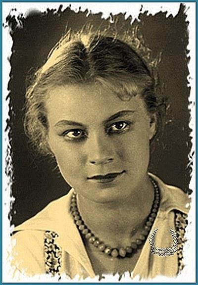 Алёшина Тамара Ивановна