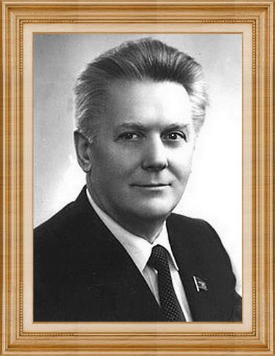 Соловьёв Юрий Филиппович